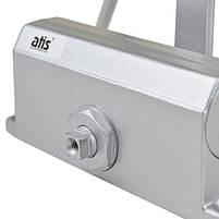 Дверной доводчик ATIS DC-603 OH серый, фото 2