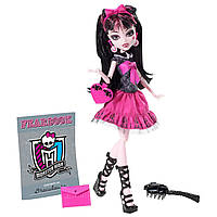 Кукла Monster High Picture Day Draculaura Doll, Монстер Хай Дракулаура, день фотографии.