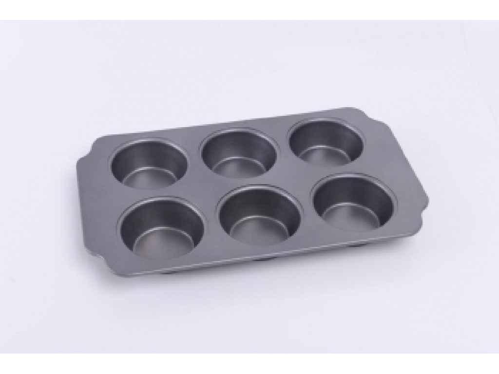 """Форма для кексов CB-522 с антипригарным покрытием 30,8х18х3 см  """"CON BRIO"""""""