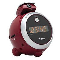 Радио-часы-проектор Tokai LRE 152 DR (ФРАНЦИЯ)