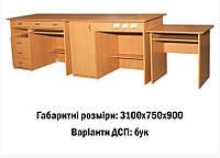 Комплект столів в кабінет фізики