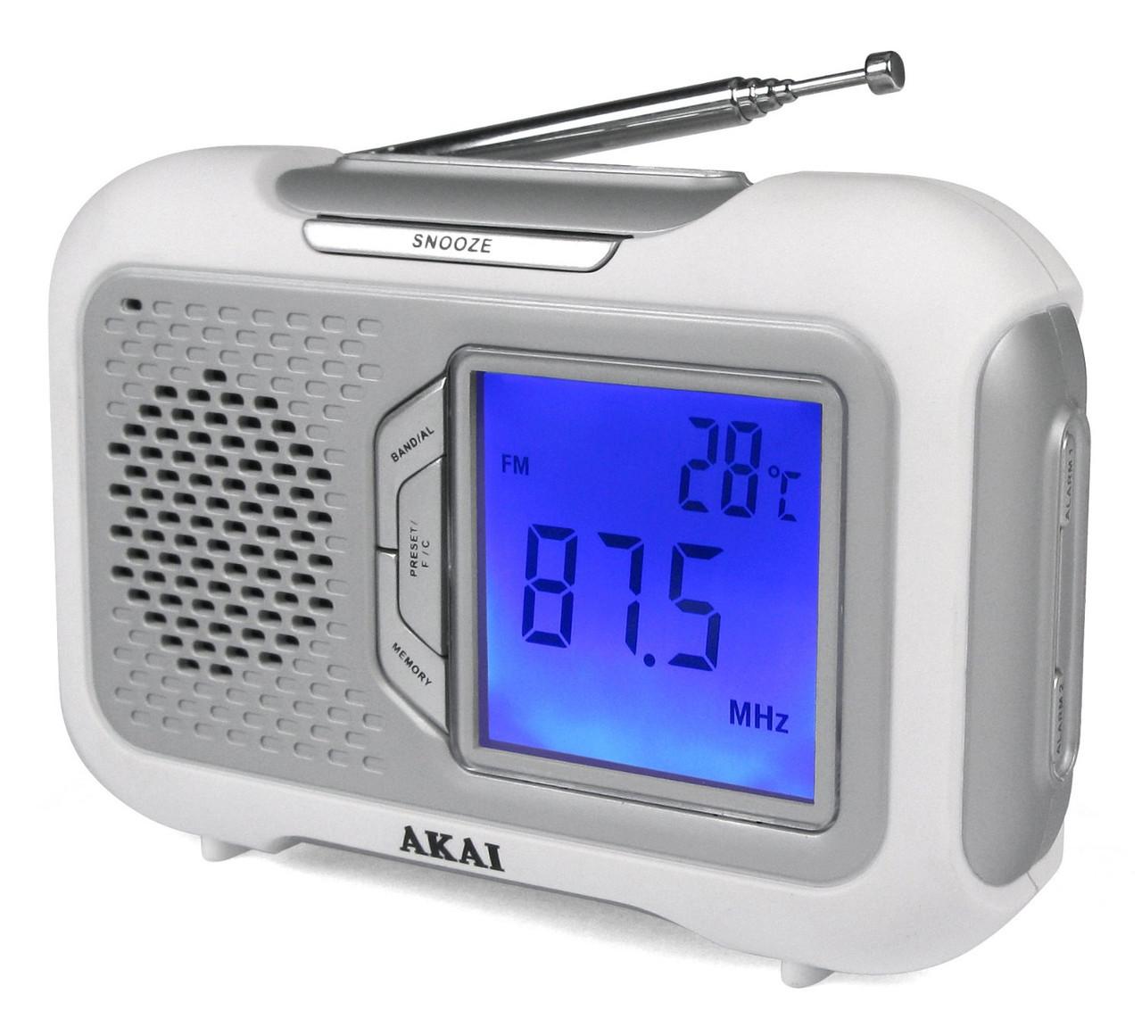 Радио-часы цифровые (ФРАНЦИЯ)