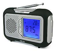 Радио-часы цифровые (ФРАНЦИЯ) , фото 1