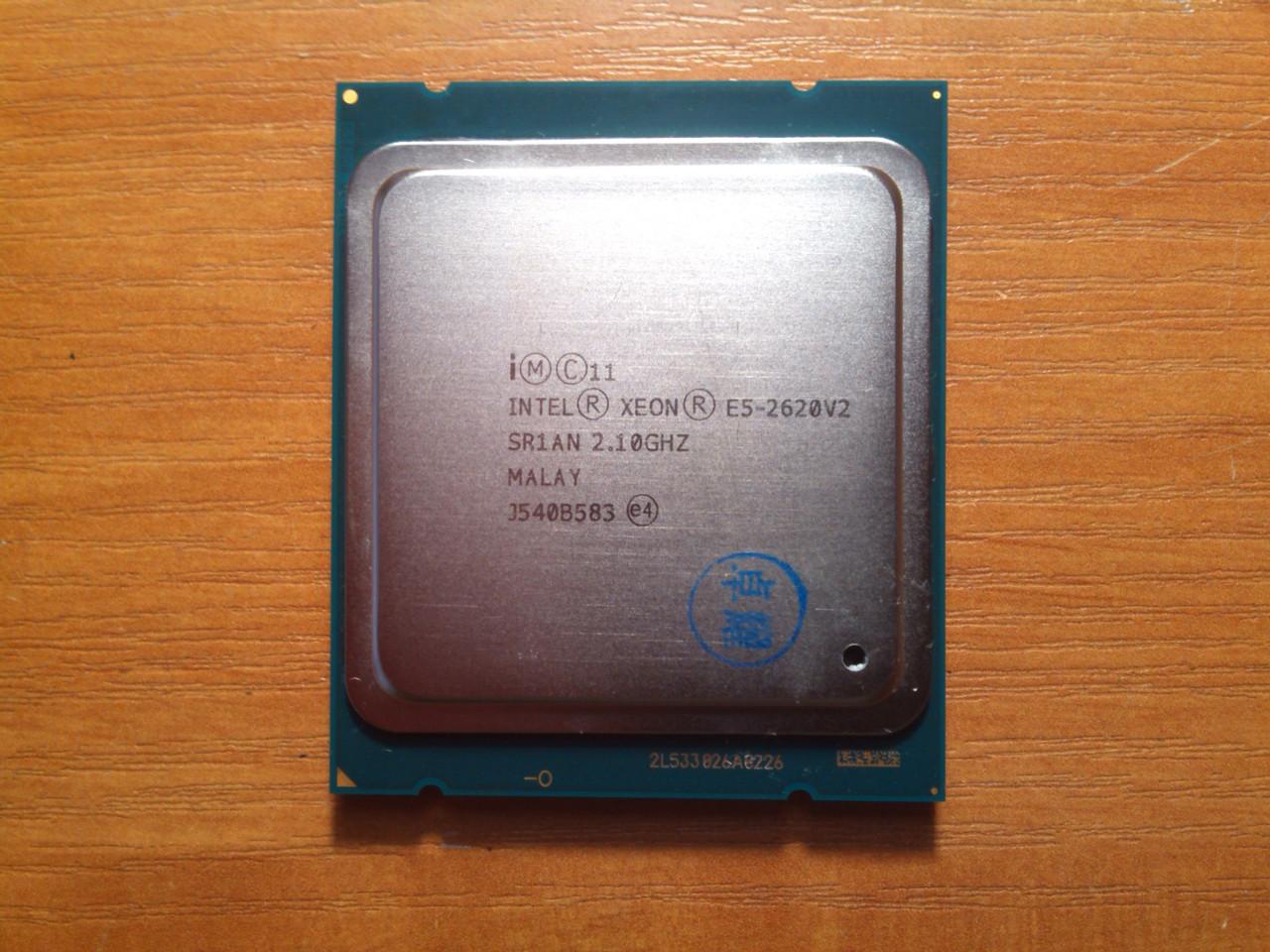 Intel Xeon E5-2620 V2 Гарантія!