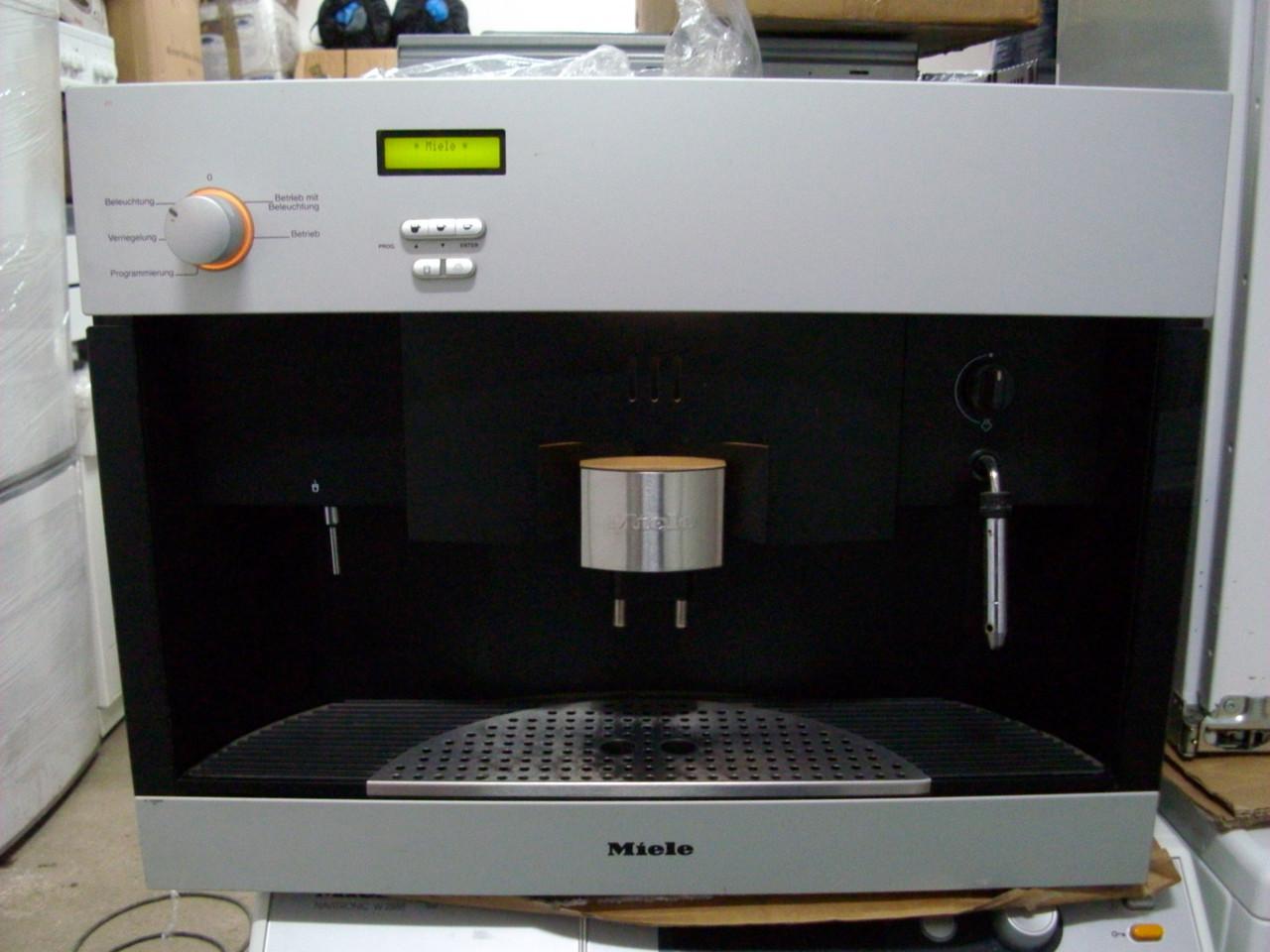 Кофеварка встраиваемая Miele