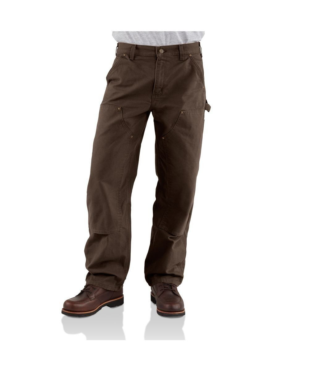 Джинсы Carhartt Double-Front Dungaree Jeans