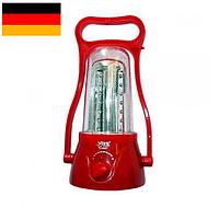 Кемпинговый светодиодный фонарь 35 LED, походные фонари, светильники переносные, туристические лампы, фото 1