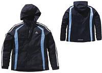 Куртка детская Adidas Junior Padded Wind Jacket P03380 128 см