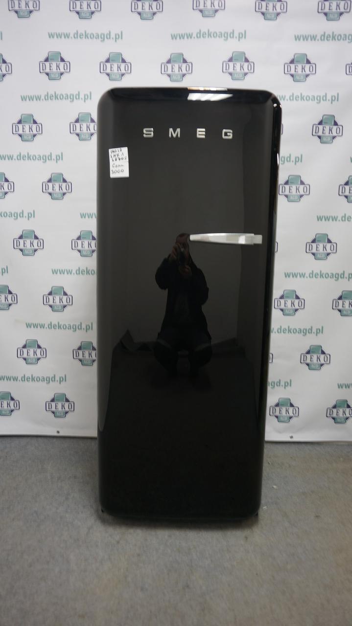 Ретро холодильник SMEG FAB28 Black