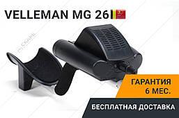Металлоискатель Металошукач Velleman MG 26, металоискатель, фото 3