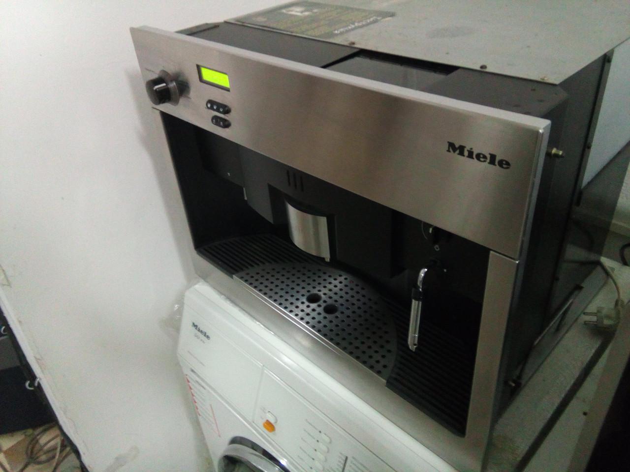 Кофеварка встраиваемая Miele CVA 620