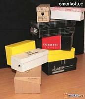 Гофрокоробки картонные, гофротара для обуви  Киев
