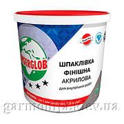 Шпаклевка Anserglob Акриловая, 17 кг