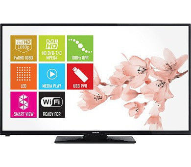 "Телевизор Hitachi 32"", HD, Smart TV"