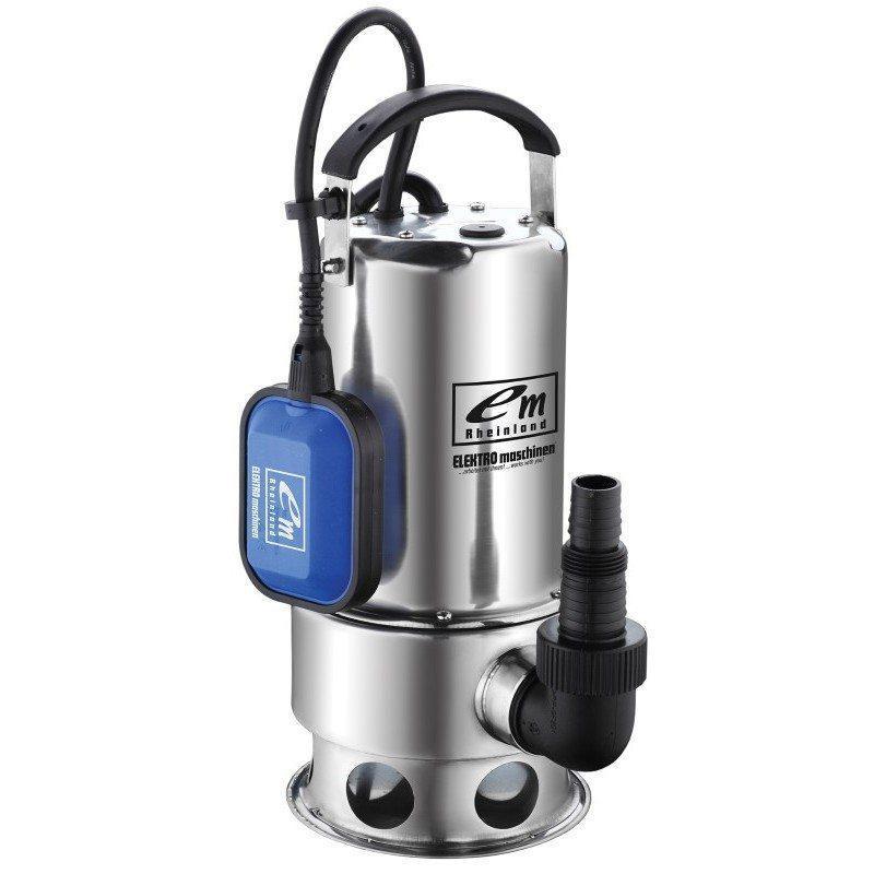 Погружной насос, водная помпа  Submersible pump SPR 15502 DR Inox (Германия)