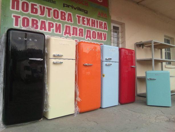 Ретро холодильники Smeg , фото 1