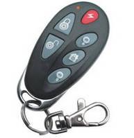 Брелок дистанционного управления PB-403R 6-кнопочный