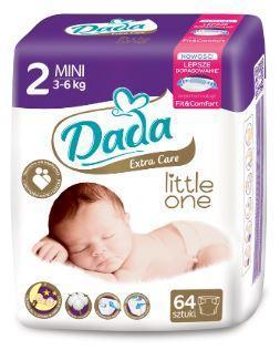 Подгузники, памперсы DADA EXTRA CARE №2