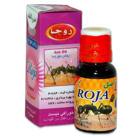Муравьиное масло Roja, 15 мл