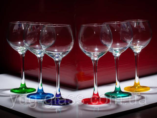 Большие бокалы для вина