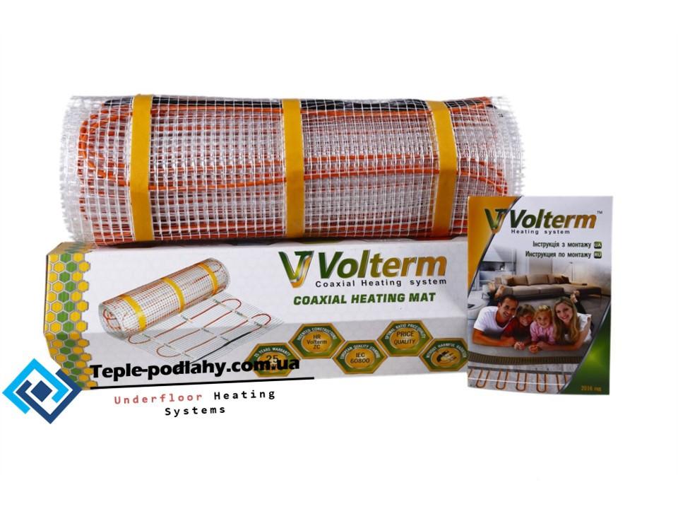 Двухжильный нагревательный мат Volterm Classic (обогрев 9 м²)