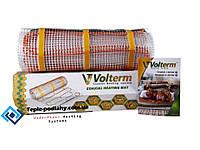 Двухжильный нагревательный мат Volterm Classic (обогрев 9 м²), фото 1