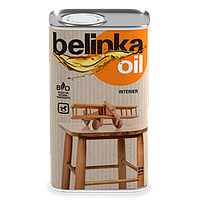 Био-масло для дерева BELINKA OIL INTERIER 0,5л