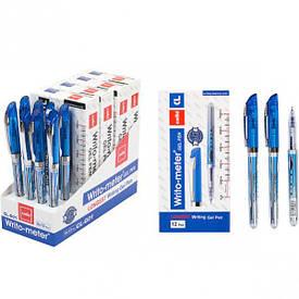 Ручка гелевая «1500» Cello синяя 1 упаковка (12 штук)
