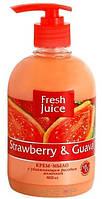 Fresh Juice Крем - мыло с дозатором 460 мл