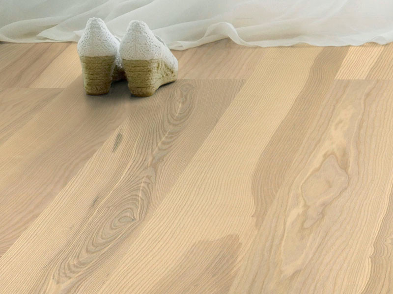 Паркетная доска Upofloor коллекция  Ясень Country White Oiled 3-х пол.