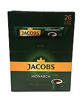 Кофе растворимый Jacobs Monarch в стиках 26 х 1,8 г (443)