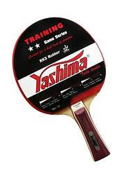 YASHIMA Ракетка настольный теннис YASHIMA 82021 2*