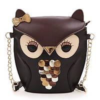 Женская  сумка сова