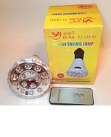 Лампа аккумуляторная  YJ-1895L 16 LED - светодиодная лампа, фото 1