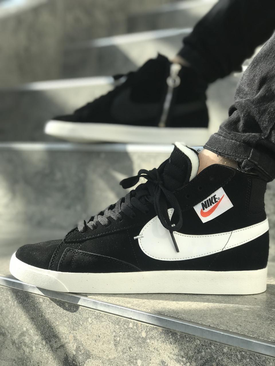 6645b521 Мужские Кроссовки Nike Blazer Найк Блейзер (реплика): продажа, цена ...