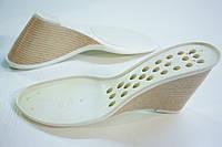Подошва для обуви женская C-817 бел.р.36,38,39