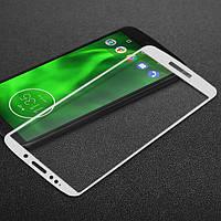 Защитное стекло Mocolo для Motorola Moto G6 Play Full Cover White (0.33 мм)