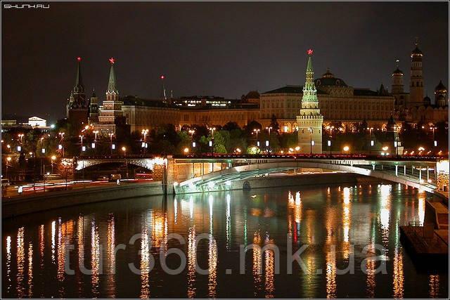 Тур   Золотое Кольцо России и Москва. 8 городов  в туре!