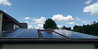 """Монтаж сетевой солнечной электростанции под продажу по """"зеленому тарифу"""""""