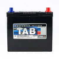 Аккумулятор TAB Polar S Japan 45Ah пусковой ток 400A (тонкие клемы)