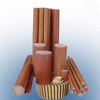 Текстолит  стержень  диам. 8 - 130 мм