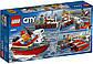 Lego City Пожар в порту 60213, фото 5