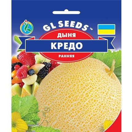 Дыня Кредо, пакет 2г - Семена дыни, фото 2