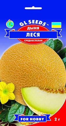 Дыня Леся, пакет 2г - Семена дыни, фото 2