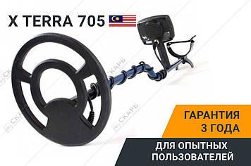 "Металлоискатель Minelab X-Terra 705, 10,5"" DD, фото 2"