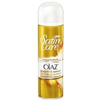 Gillette Satin Care  Sensitive Rasiergel - Гель для бритья (женский) 200 мл