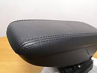 Подлокотник для Daewoo Lanos (ДЭУ Ланос, ДЭО Ланос) ЗАЗ СЕНС - немецкая кожа швайзер, фото 1