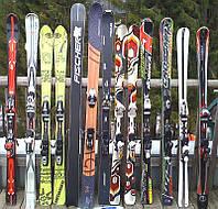 Прокат горных лыж (лыжи, ботинки,палки), фото 1
