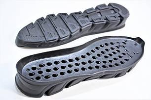 Подошва для обуви женская 7245 чорн р.35-42, фото 2