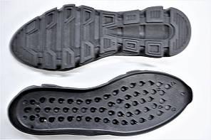 Подошва для обуви женская 7245 чорн р.35-42, фото 3